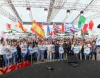 Петербург принимает чемпионат мира по виндсерфингу среди юниоров
