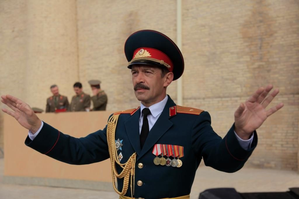 Владимир Машков Медное солнце