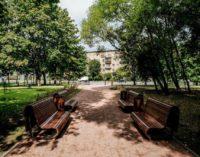 Пионерский сад в Приморском районе благоустроен. На радость всем!