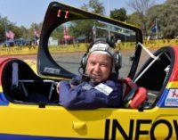 Петербуржец Михаил Мамистов – победитель чемпионата мира по высшему пилотажу