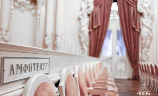 «Санкт-Петербург Опера». И легким взмахом дирижерской палочки начинается чудо!