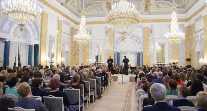 Концерт «Скрипка Страдивари» состоится в Константиновском дворце