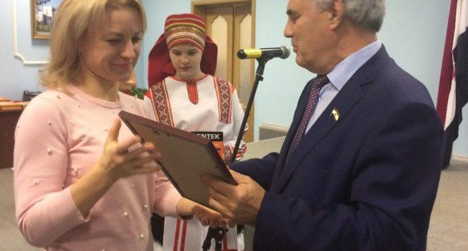 В столице Мордовии прошел вечер-чествование матерей…