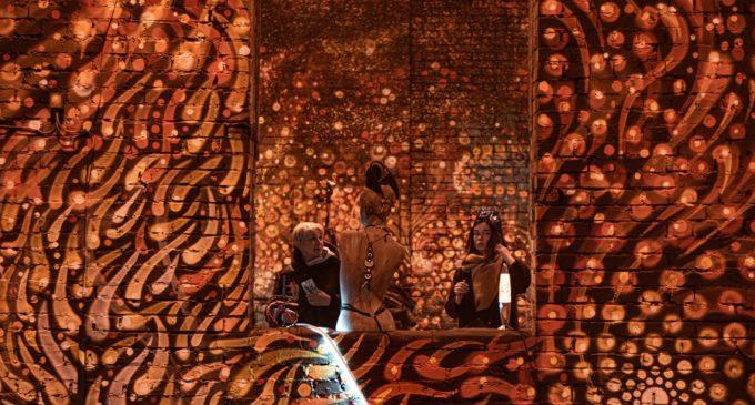 """День народного единства Петербург отметил фестивалем современных этнических искусств """"Стереотипы будущего"""""""