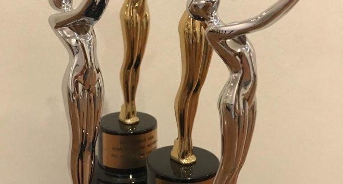 Телеканал «КИНО ТВ» из Санкт-Петербурга получил два «телевизионных «Оскара» !!!