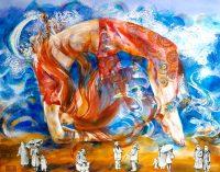 «Созвездие слона», «Энергия Цейлона» — на пенном берегу Финского залива…
