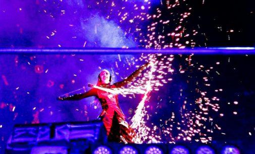 Екатеринбуржцы «зажгли» на «Кубке огня»