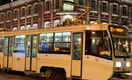 Проезд для школьников в трамваях и троллейбусах в Ульяновске стал бесплатным