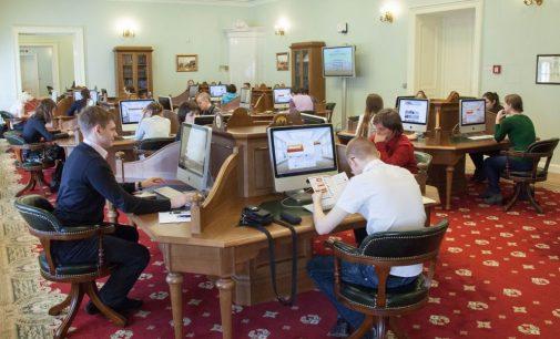 Финальный этап Всероссийской Толстовской олимпиады — в Президентской библиотеке