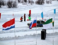 Соревнования по авторалли на льду «Холодные гонки – 2020» прошли в столице БАМа