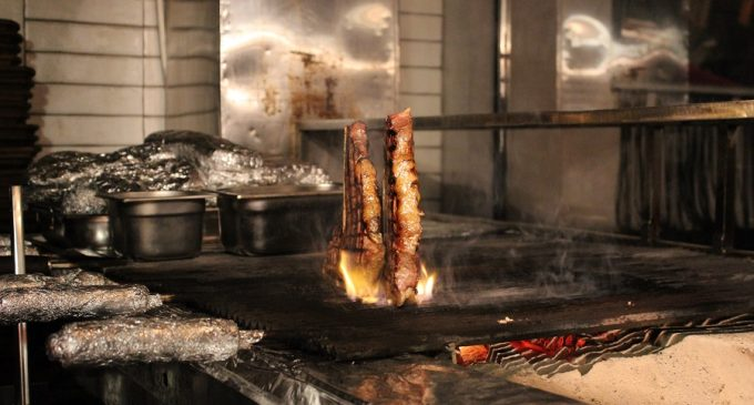 Турецкий завтрак от Короля мяса