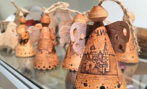 Областные мастера открывают «Невский ларец»