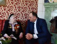 Спасибо за Победу! Максим Ряшин навестил участницу Великой Отечественной войны