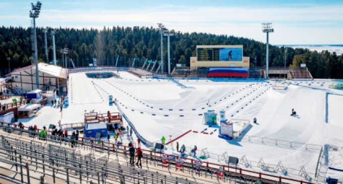 Ханты-Мансийск готовится принять Чемпионат Европы и финал Кубка мира по спортивному ориентированию