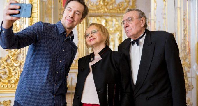 «Царское Село» и Театр комедии имени Акимова проведут совместную акцию, посвященную Дню театра