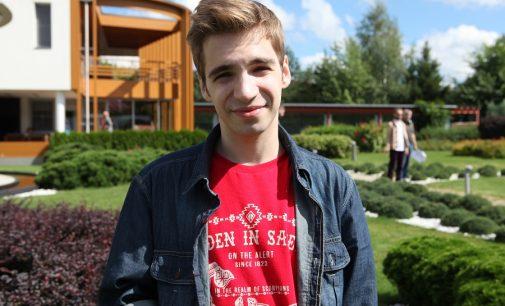 Интервью с Даниилом Вахрушевым