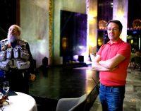 Александр Лыков и Анатолий Вассерман встретились в отеле «Гранд»