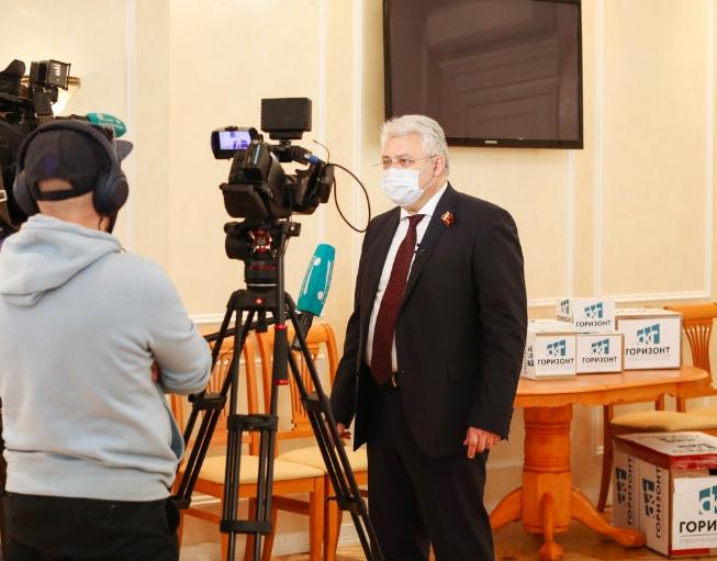 Эргашев Олег Николаевич Вице-губернатор Санкт-Петербурга фото