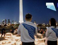 Волонтеры Победы зажгли «Свечи памяти»