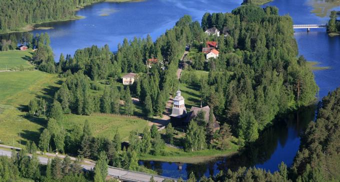 Кенозерье вошло в топ-15 удивительных мест России
