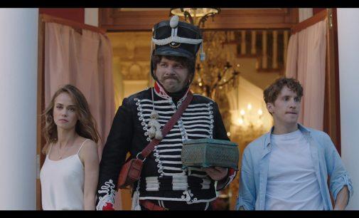 Гарик Харламов снялся в художественном комедийном сериале