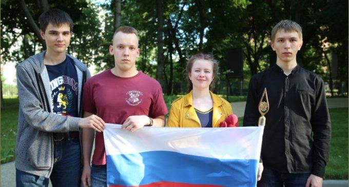 Юные химики из России вновь впереди планеты всей