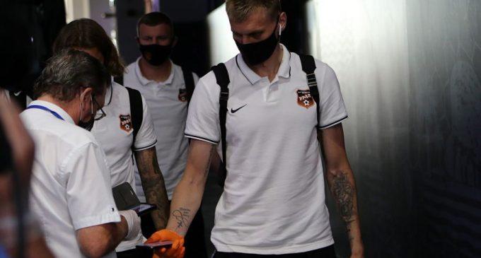 Футбол: «Урал» набрал 6-е очко в чемпионате России