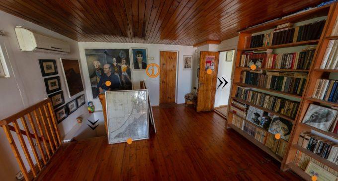 Виртуальный тур по Дому-музею Юлиана Семёнова – на портале Президентской библиотеки