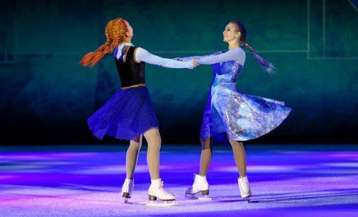 Детский ледовый театр открывает сезон