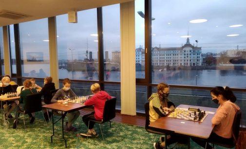 Калининградские шахматисты выиграли двенадцать наград первенства СЗФО
