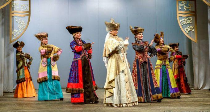 Театр моды «Алтыр» из Хакасии стал лауреатом Международного конкурса «Этномириада»