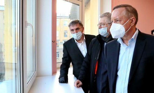Бывший «Дом купца Крутикова» после ремонта будет заселен молодыми семьями