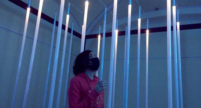 В Музее Оптики ИТМО открылся интерактивный PAVILION света