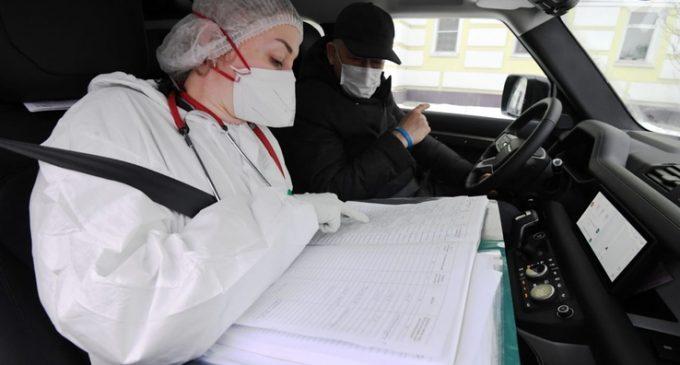 Александр Дрозденко поработал автоволонтером