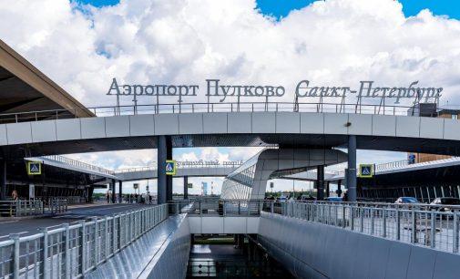 В новогодние праздники аэропорт Пулково обслужил более полумиллиона пассажиров