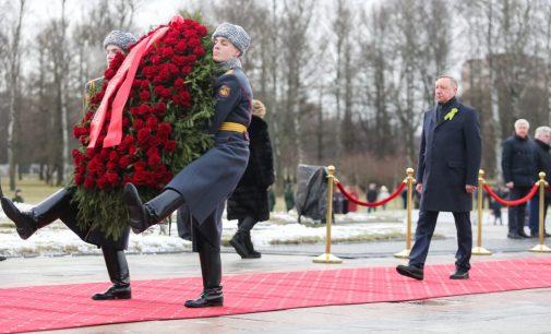 День Ленинградской Победы на телеканале «Санкт-Петербург»!