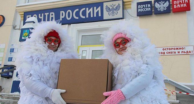 Сыктывкарские дети написали 250 писем Деду Морозу