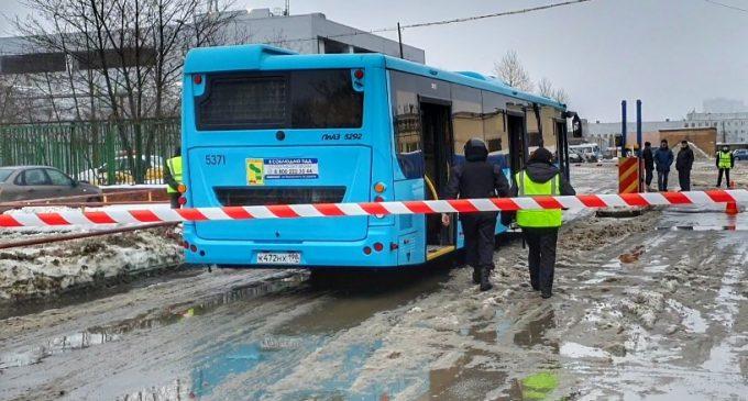 В петербургских автопарках к нештатным ситуациях готовы!