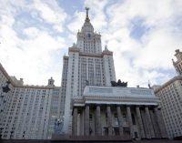 Первый человек в МГУ и первый человек в министерстве образования России: «Снова в науку»!