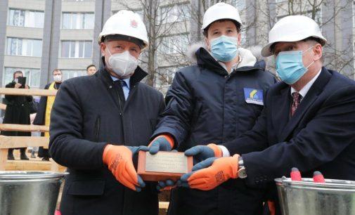 Новый корпус больницы Святого Великомученика Георгия должен быть сдан в декабре
