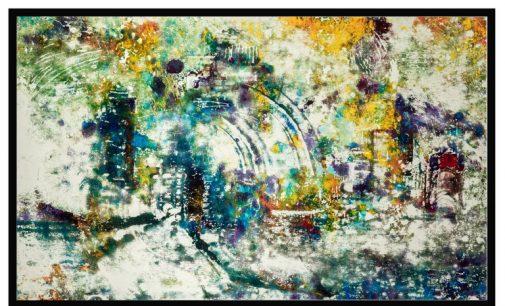 «Лабиринты цвета» в Особняке Брюллова. Эстетизм и аристократизм — «два в одном»…