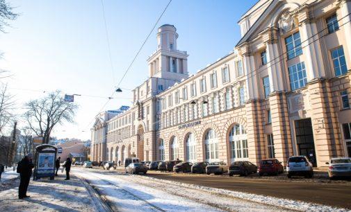 Петербург. Светодизайнеры ИТМО — «рукотворный» свет, тени и… пандемия!