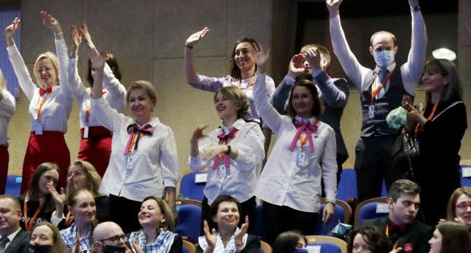 Заключительный этап Всероссийского конкурса «Учитель будущего» стартовал в Петербурге