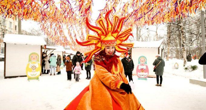 В Мурманске открылась ярмарка «На Севере – Весна!»