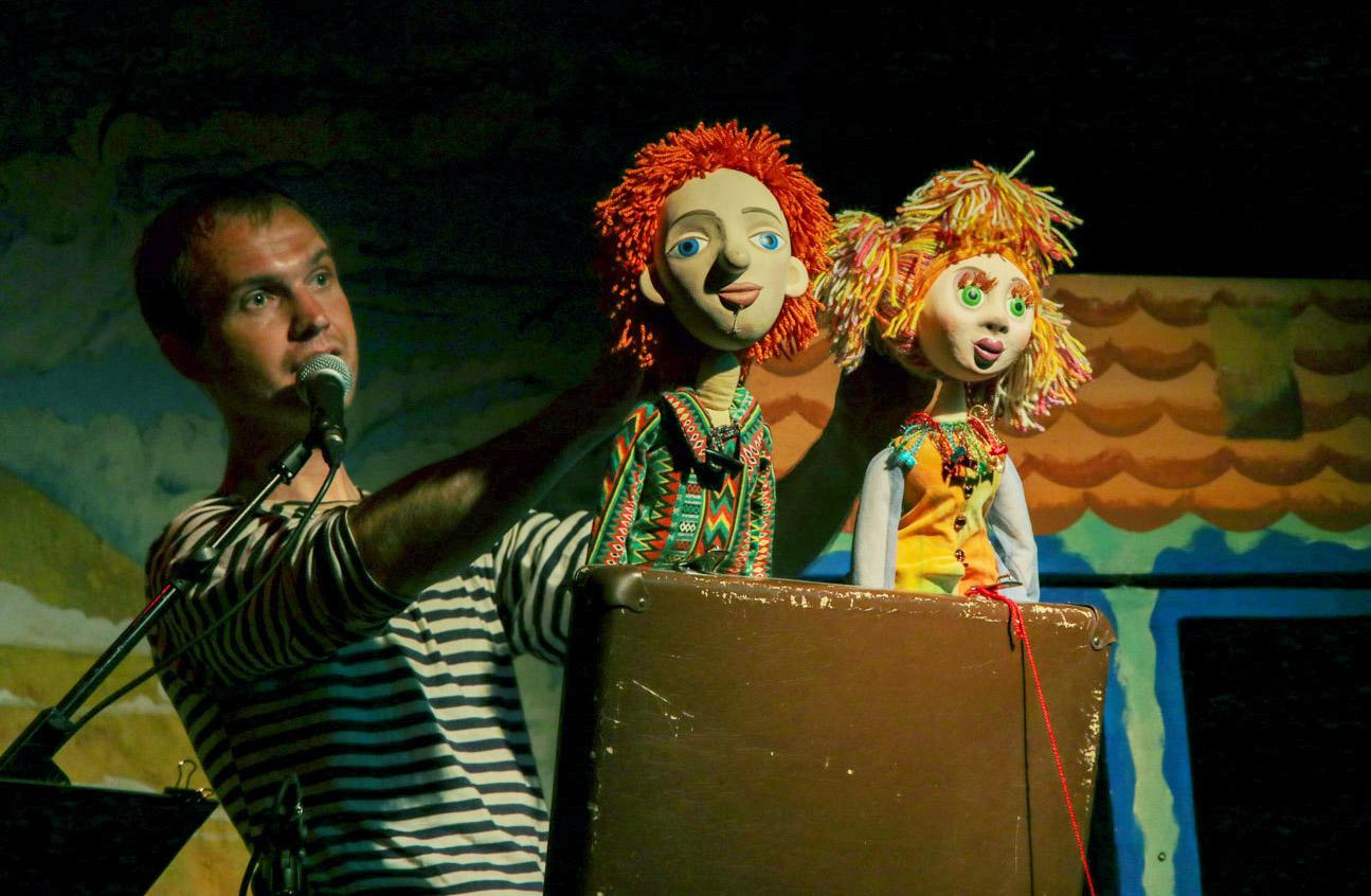 «Робинзон Крузо» театра «Вампука» — возвращение на сцену после…