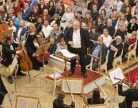 «Космический» концерт. Старт дает… Дворец Белосельских-Белозерских!