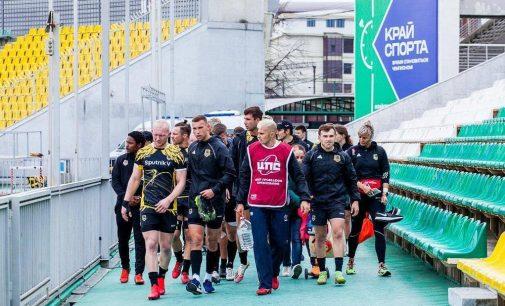 «Нарвская застава» привезла в Петербург бронзовые медали Чемпионата России по регби-7