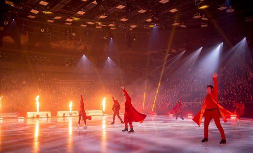 Илья Авербух объединил на одной площадке лучших фигуристов мира