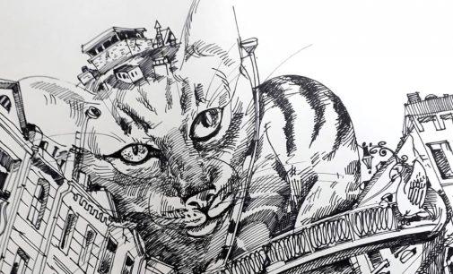 О котах — разных и всевозможных, на КОТОВыставке в КОТОКультурной столице…