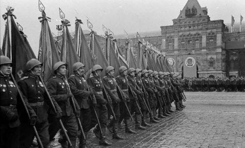 9 мая отмечается День Победы — Парады, разделенные войной